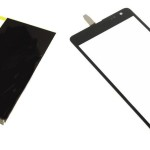 nokia  535 digitizer with lcd